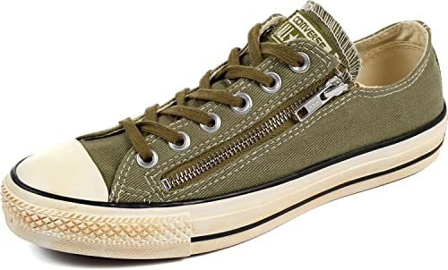 Star Double Zip Ox Shoes