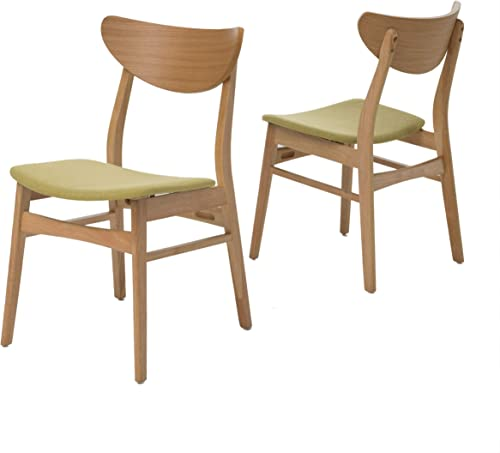 Christopher Knight Home Anise Fabric Dining Chairs