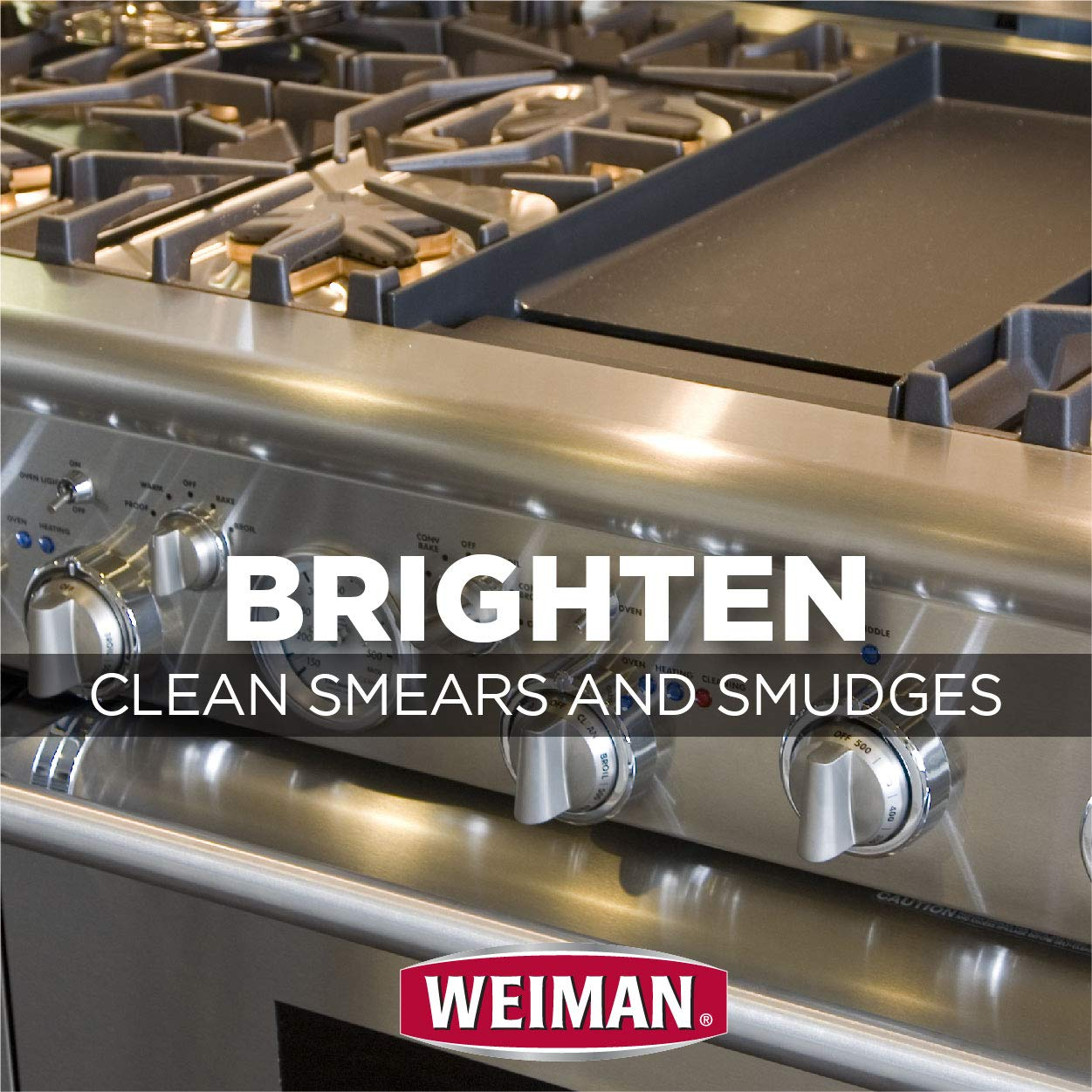Weiman Stainless Steel Cleaner & Polish 22 fl oz - 6 pack by Weiman (Image #6)