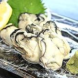 ますよね 広島産 スチーム牡蠣(お刺身用 かき) 牡蠣 1kg 約60粒4-5人前