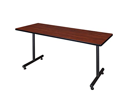 Regency Kobe 60u0026quot; X 24u0026quot; Training Table  Cherry