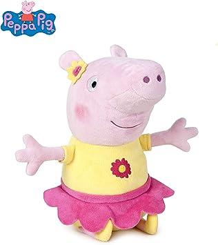 NUOVO Abito PEPPA PIG E FIGURE DI GIOCO