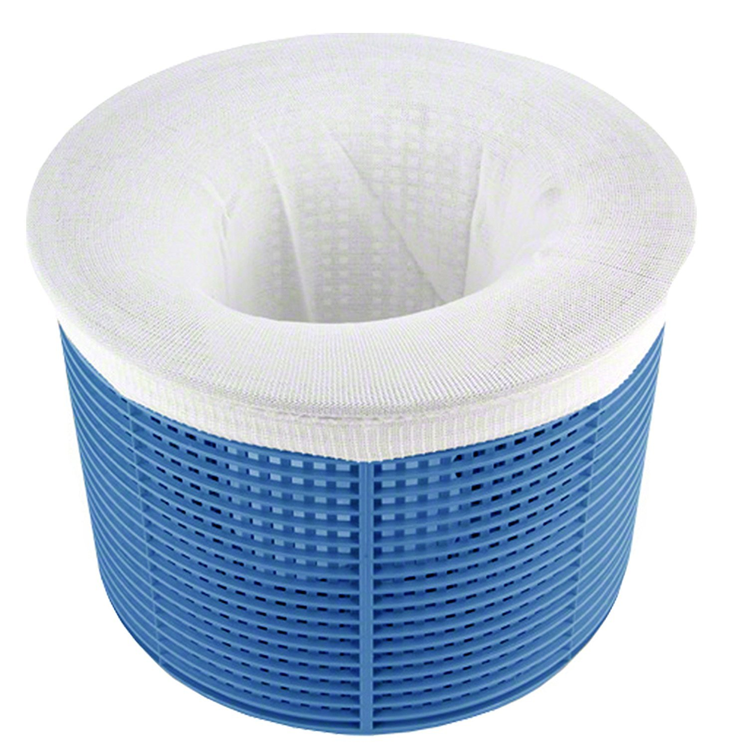 Pool Skimmer Socks Perfect Filter Savers to Protect Your Filters, Baskets,&Skimmers Removes Debris, Leaves Oil, Pollen, Bugs, Scum & More! (10 Pack)