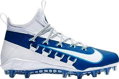 edf526bc0cf1d Nike Men's Alpha Huarache 6 Elite Lacrosse Cleats (M10/W11.5, White