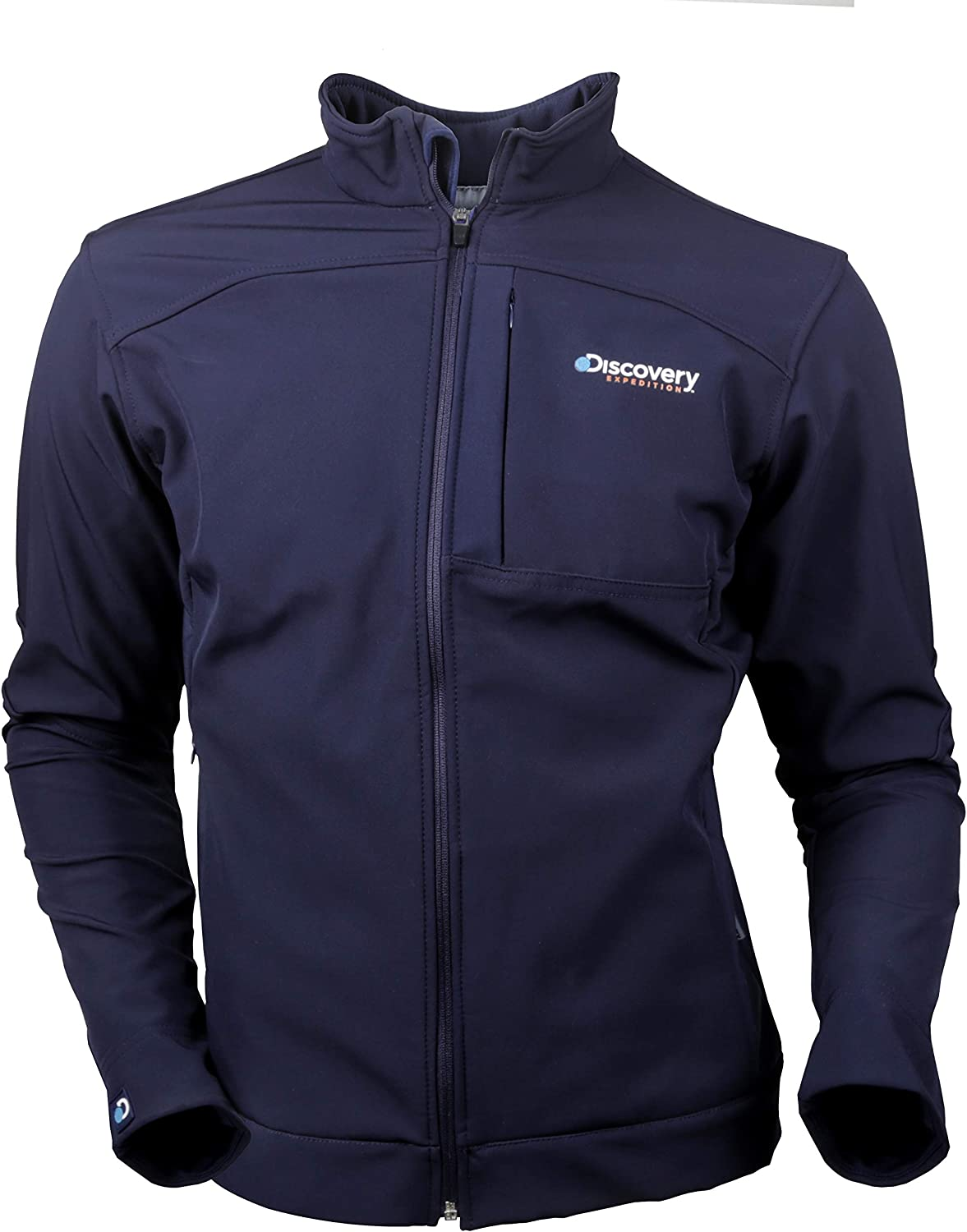 Discovery EXPEDITION Mens Sport Jacket Navy