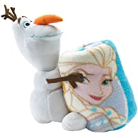 Disneys Frozen Olaf Hugger and Elsa Anna Throw Set