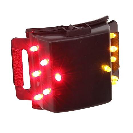 it Amazon ohne Sport Batterie Super AL Sicherheitsleuchte Safety PXnYnaq