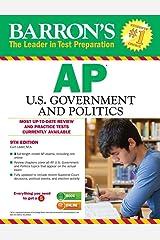 Barron's AP U.S. Government and Politics, 9th Edition Paperback