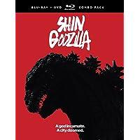 Shin Godzilla: Movie [Blu-ray + DVD]