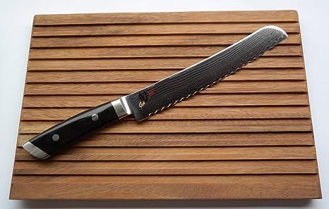Compra Kai Damasco Cuchillo de pan Cuchillo Kaji KDM-0006 de ...