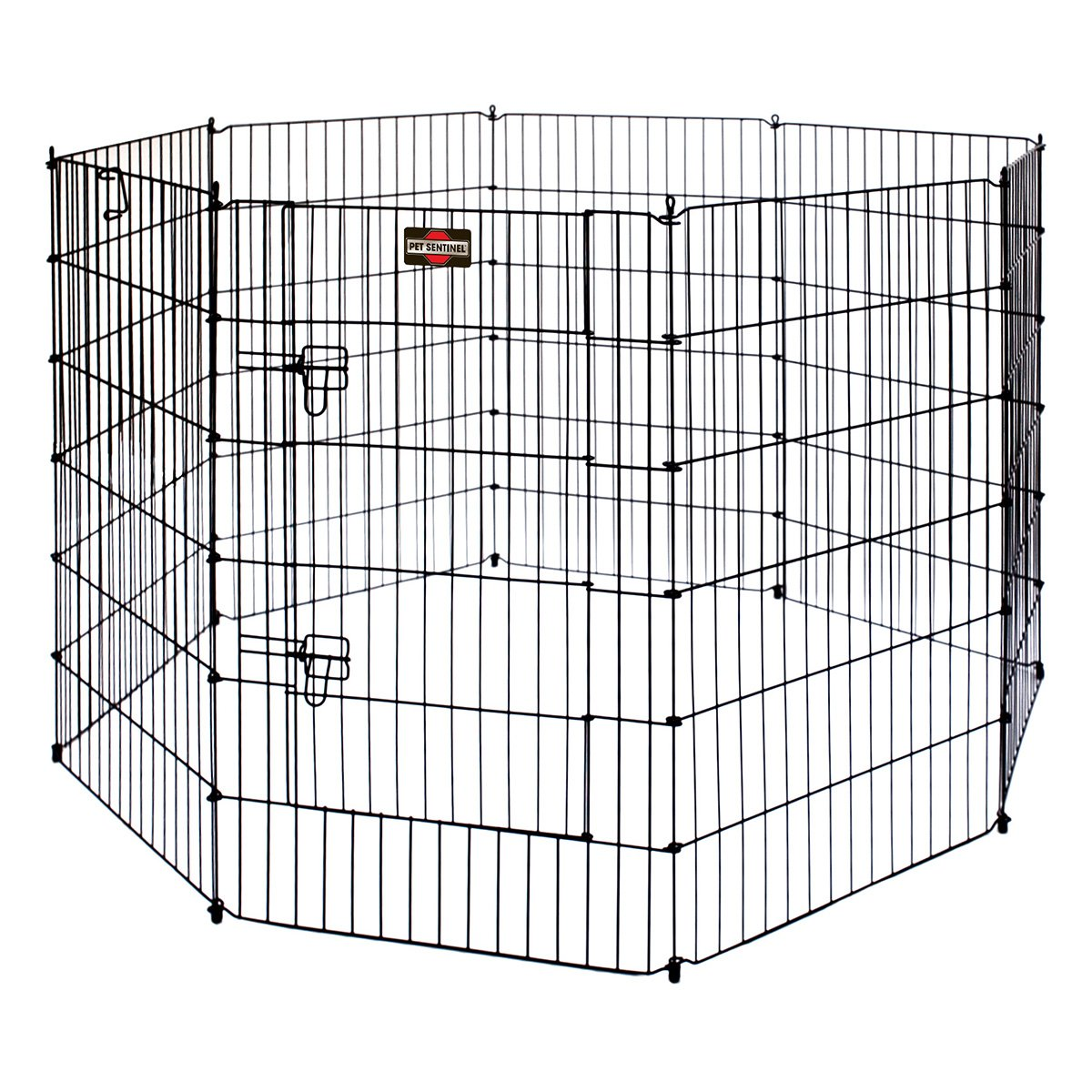 Pet Sentinel Outdoor Pet Pen, Large