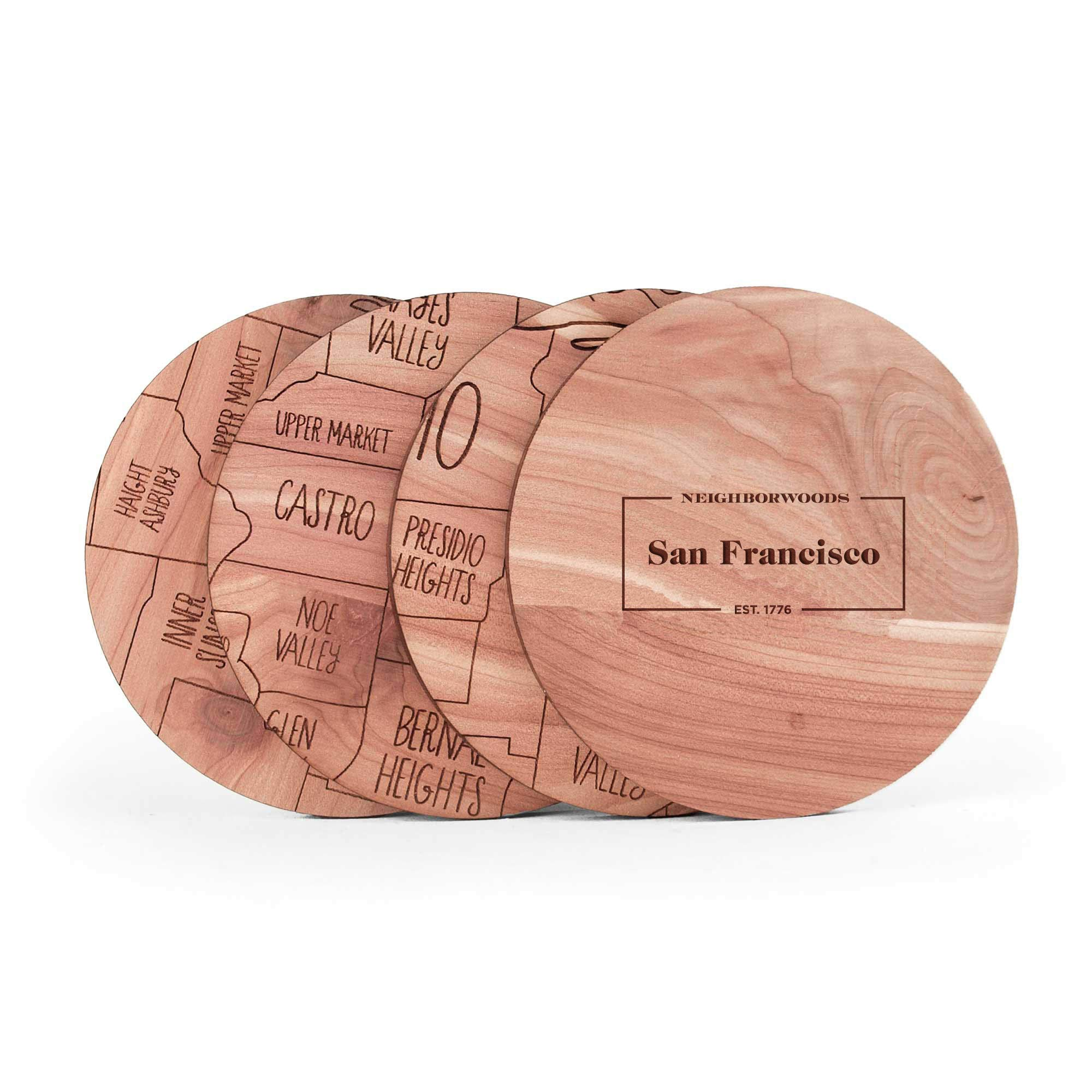 San Francisco Coasters