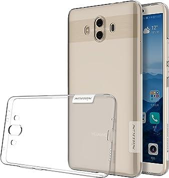 NILLKIN Transparente Funda Huawei Mate 10 TPU Ultra-Slim Clear ...