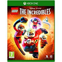 Legos The Incredibles Video Game for Xbox One