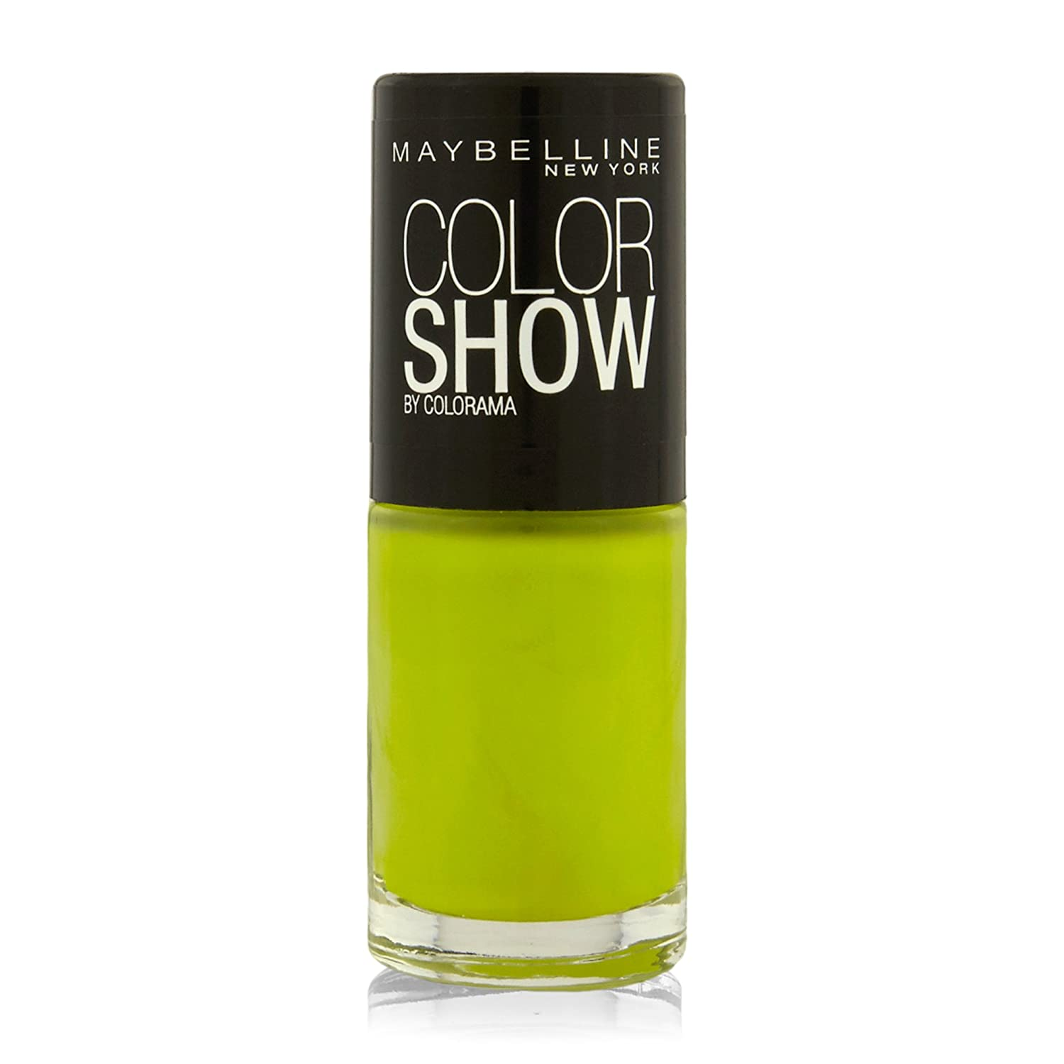 Maybelline Color Show Esmalte de uñas Color Show Pow Green 754 ...