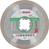 Bosch Professional Diamantdoorslijpschijf Standard (voor keramiek, X-LOCK, boringsØ: 22,23 mm) Ø 110 mm