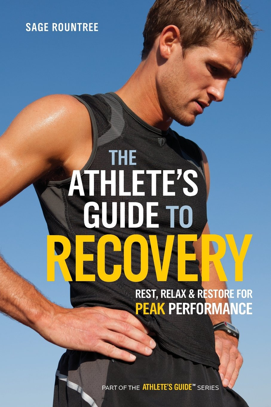 Athletes Guide Recovery Restore Performance product image