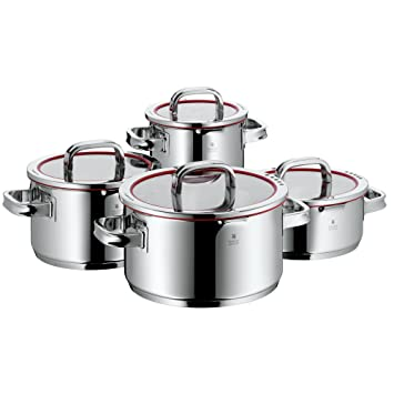 Superior WMF Function 4   Batería De Cocina, Cromargan Acero Inoxidable, Cacerola De  20 Cm