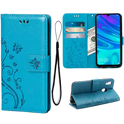 Amazon.com: FUNDA CARCASA PARA HUAWEI P SMART 2019: Teebo
