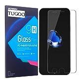 iPhone 7 Plus Screen Protector Glass Guard TUGOO Premium Tempered Glass Screen Protector for iPhone 7 Plus (5.5 inch)