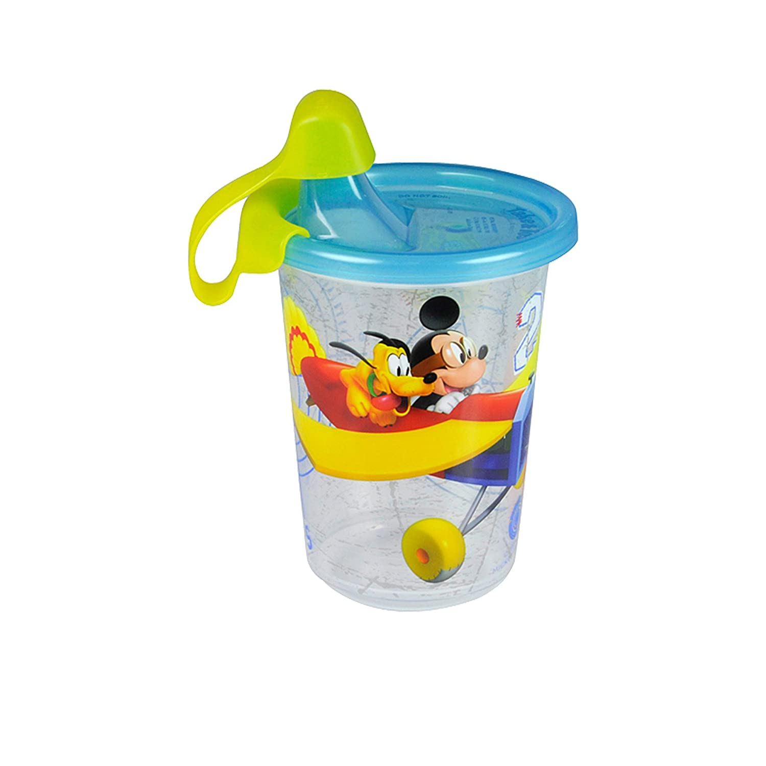 The First Years Disney 3 Piece Take & Toss Sippy Cups, Color/Characters May Vary