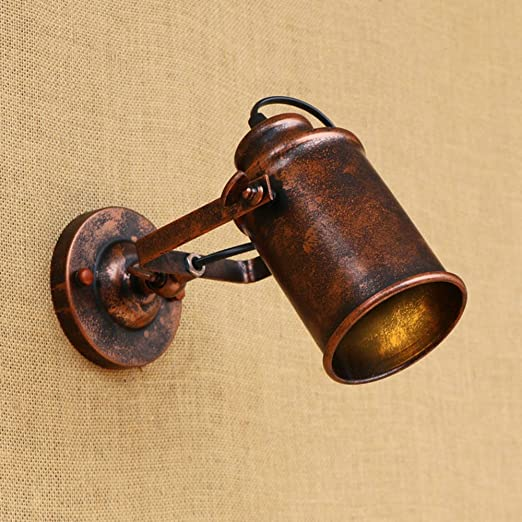 Amazon.com: Antique clásico de pared Loft estilo ajustable ...