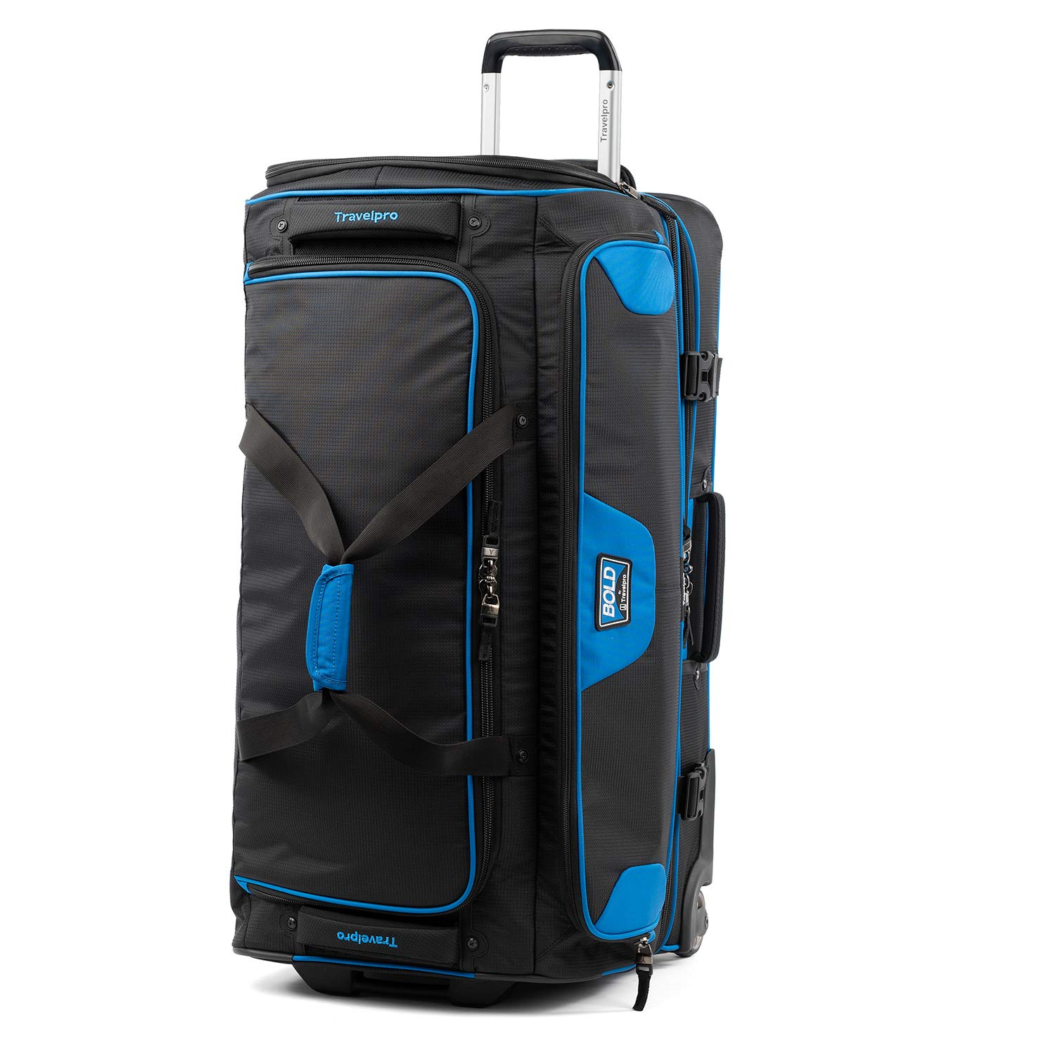 Travelpro Bold 30'' Rolling Duffle Bag With Drop Bottom Luggage