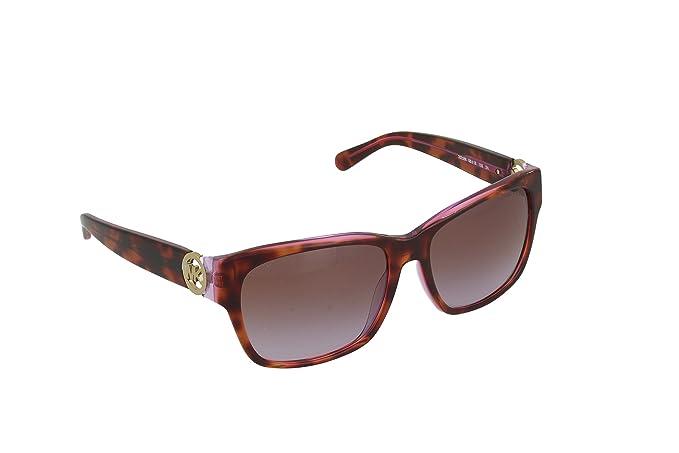 Michael Kors 300368, Gafas de Sol para Mujer, Tortoise/Pink/Purple,