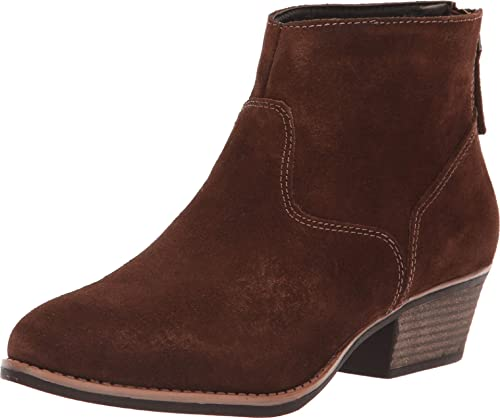 Lasso-Caravel-Short Zip-on Ankle Boot