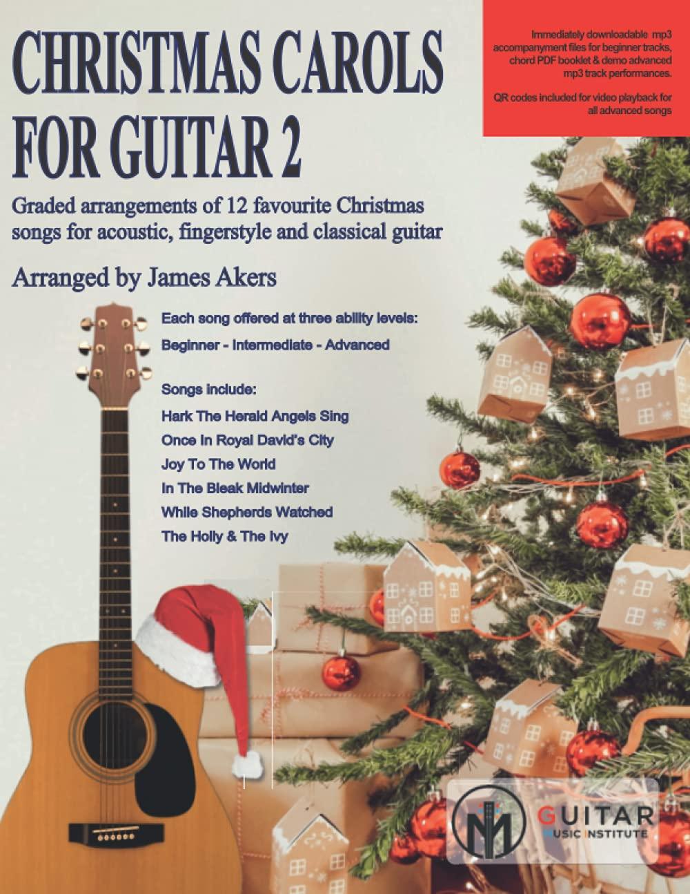 Top 10 Best guitar christmas music