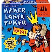 DREI Magier Cockroach Poker Royal