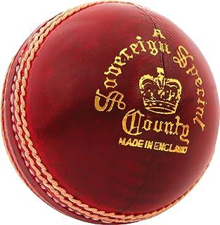 Only lecteurs Sovereign spécial de d'une Taille Rouge Balle de cricket pour homme 155,9gram