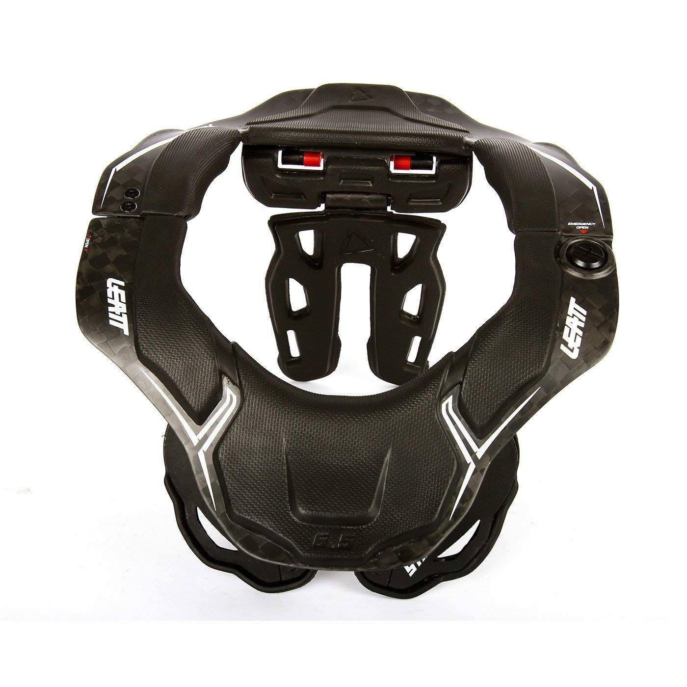 Leatt GPX 6.5 Neck Brace (Carbon/Black, Small/Medium) by Leatt Brace (Image #2)