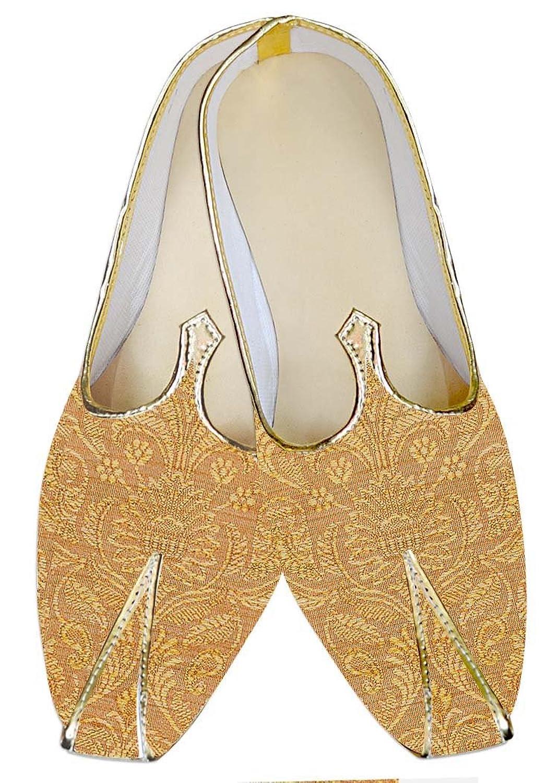 INMONARCH Madera Hombres Boda Zapatos Cómodo MJ017053 40 EU