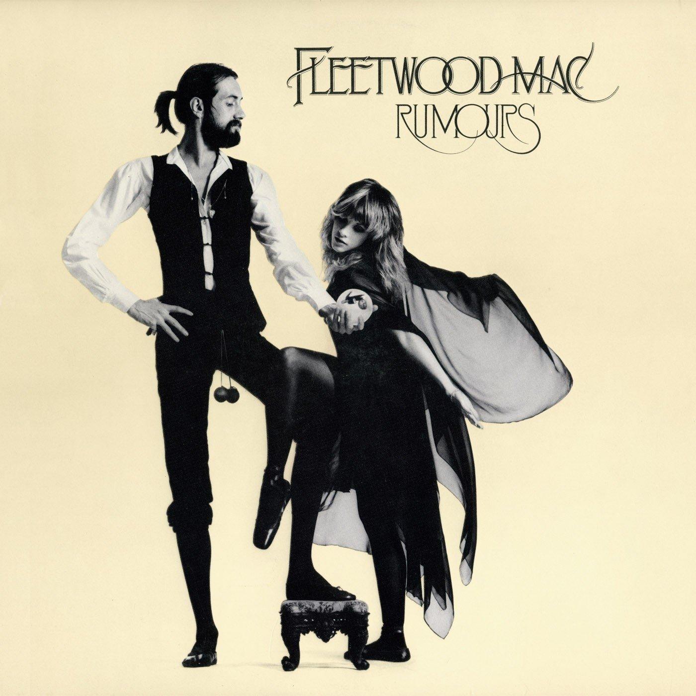 """Resultado de imagen para 8.Fleetwood Mac — """"Rumours"""""""