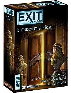 Devir - Exit: La cabaña abandonada, Ed. Español (BGEXIT1): Amazon.es: Juguetes y juegos