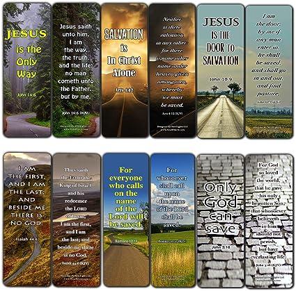 Marcapáginas con versos de la Biblia religiosa española (60 unidades): Amazon.es: Oficina y papelería