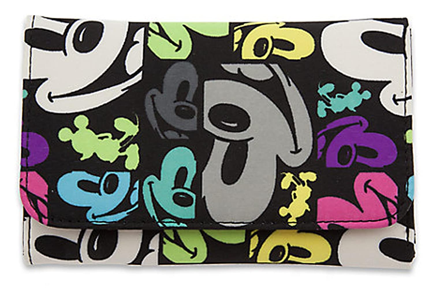 Amazon.com: Disney Parks – Cartera, diseño de Mickey Mouse ...
