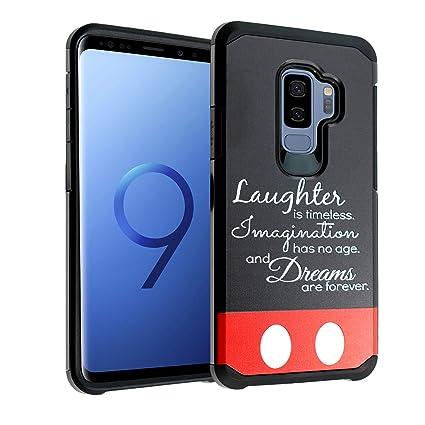 Amazon.com: IMAGITOUCH - Carcasa rígida híbrida para Samsung ...