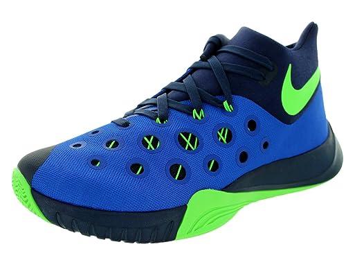 e1a0ded2d1d7 NIKE Men s Zoom Hyperquickness 2015 Basketball Shoe  Amazon.co.uk  Shoes    Bags