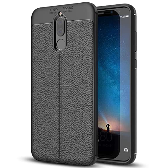 size 40 963e1 f331a Amazon.com: Huawei Nova 2i Case, Huawei Nova 2i Faux Leather Case ...