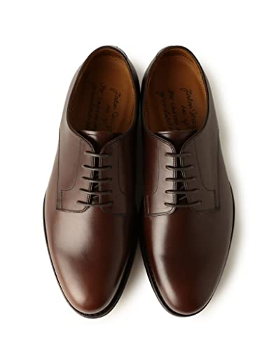 Plain Toe Derby 3131-499-0361: Dark Brown