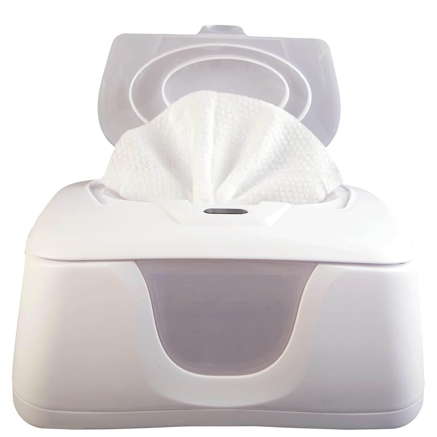 Baby Wipes Warmer and Dispenser, Advanced Features with 4 Bright Auto Off LED Ample Lights