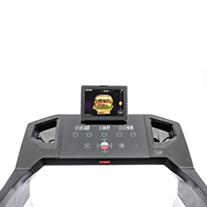 Cockpit des Kettler Run 7