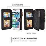 iPhone 6 Wallet Case, Cornmi Outdoor Sport
