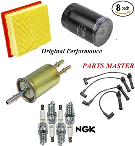 Tune Up Kit Filters Spark Plug For FORD RANGER V6 3.0L 2001-2002