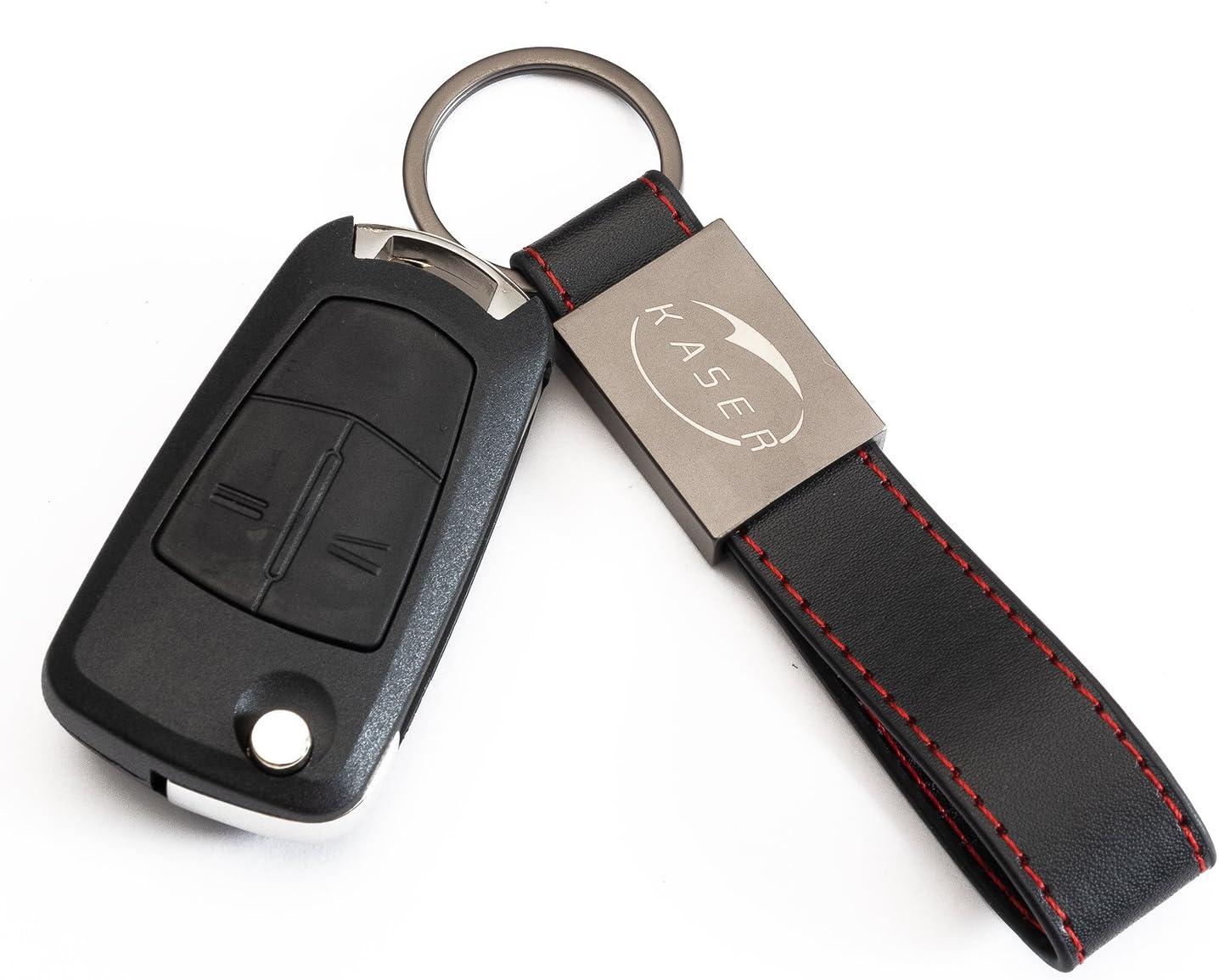 Schlüssel Gehäuse Fernbedienung Für Opel 2 Tasten Elektronik