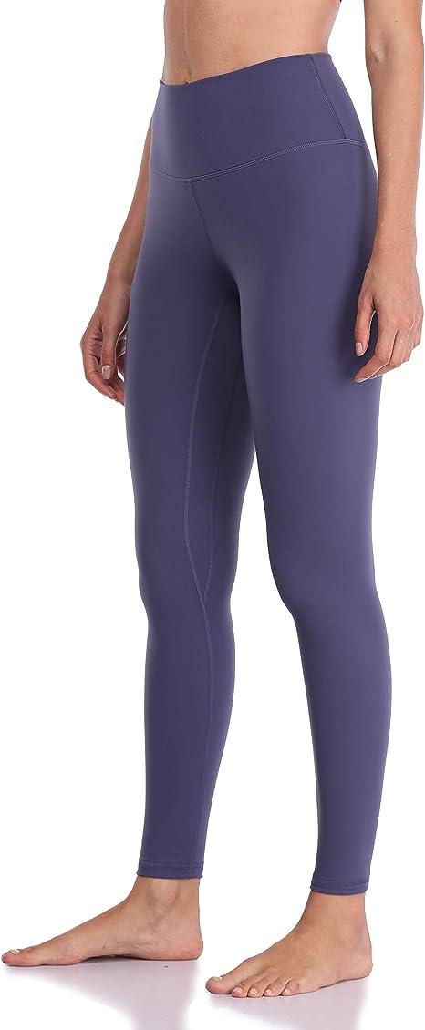 Colofulkoala Womens Ultra Soft High Waisted Leggings Yoga Pants