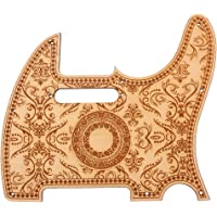 Non-brand Patrón De Flores Guitar Pickguard Scratch Plate