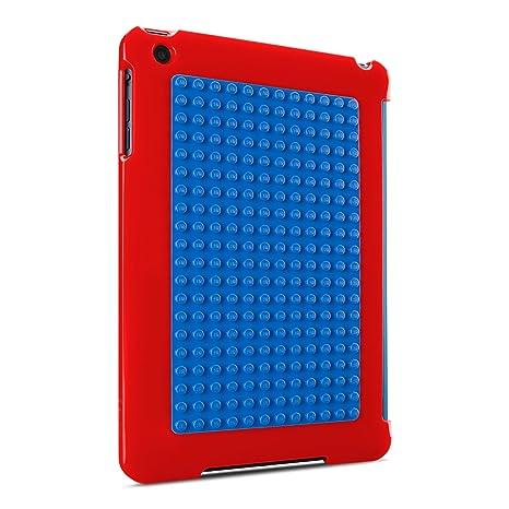 c4640abecfc Amazon.com: Belkin LEGO Case / Shield for iPad mini 3, iPad mini 2 and iPad  mini (Red): Computers & Accessories